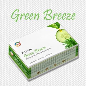 Picture of *V-ORA GREEN BREEZE PACK OF FIVE BV 0.9